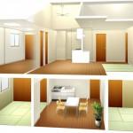 2世帯住宅神戸市垂水区建て替え新築一戸建て注文住宅