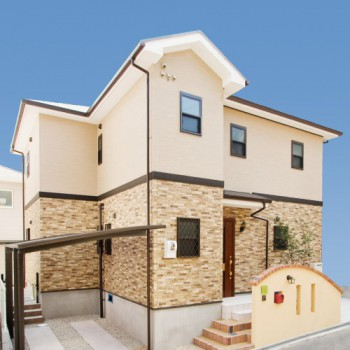 神戸市灘区自然健康耐震新築一戸建て注文住宅WB工法マイホームお建て替え事例|神戸の注文住宅住まいのことなら神戸市内限定・毎年無料点検の「こべっこハウス」