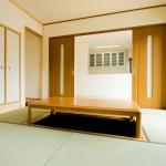 神戸市須磨区2世帯新築一戸建て注文住宅自然健康耐震住まいマイホーム見学会2世帯をつなぐ和室