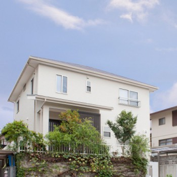 神戸市西区自然健康耐震新築一戸建て注文住宅WB工法お建て替え事例 神戸の注文住宅なら神戸市内限定・毎年無料点検の「こべっこハウス」