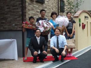 神戸市灘区自然健康耐震注文住宅・こべっこハウスWB工法お建て替え事例