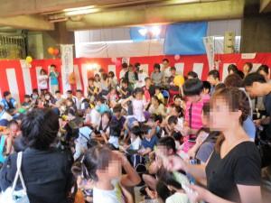 神戸市灘区工務店こべっこハウス夏祭り