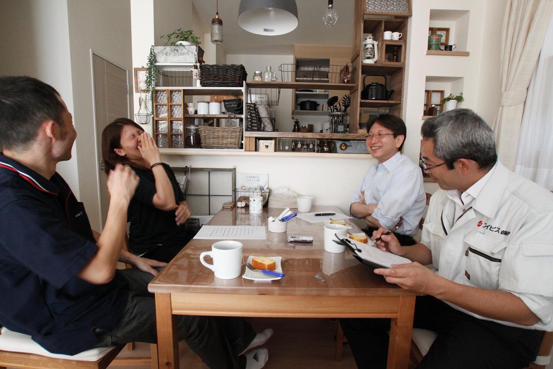 注文住宅 工務店 神戸 市 垂水区 お客様の声