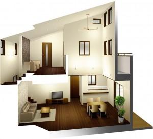 神戸注文住宅建て替え神戸工務店注文住宅灘区こべっこハウス家づくり