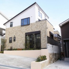 注文住宅 神戸市 灘区 お建て替え事例