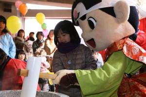 もちつき大会|神戸の家 住宅工事 アイビスグループ