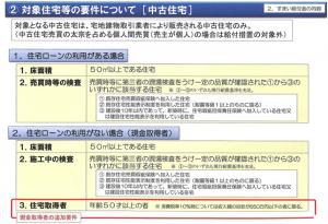 土地 神戸 土地探し 土地情報 住まいの給付金ついて(8)