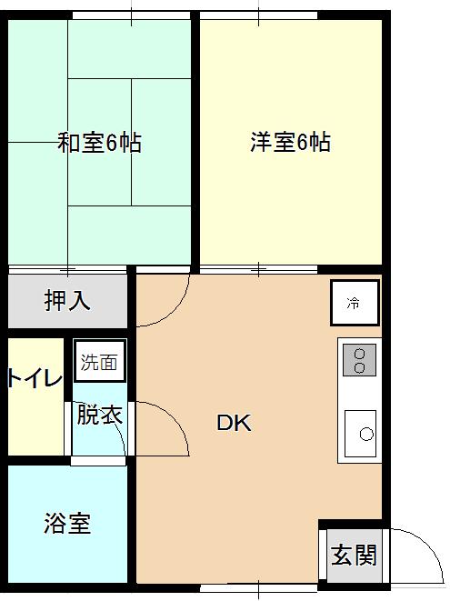 【賃貸・部屋探し】パークホーム王子 301
