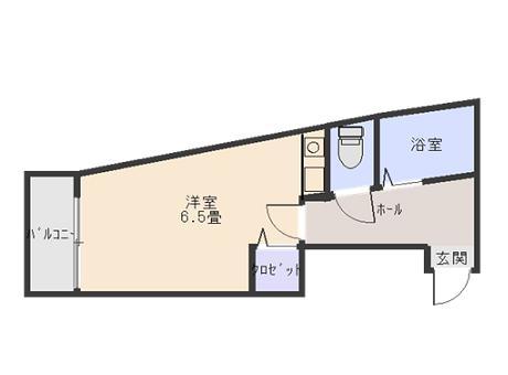 【賃貸・部屋探し】タルミフラットⅡ 202