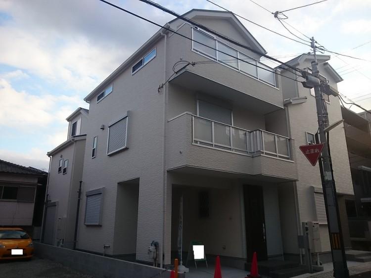 【新築物件・一戸建】灘区赤坂通1丁目 3680万