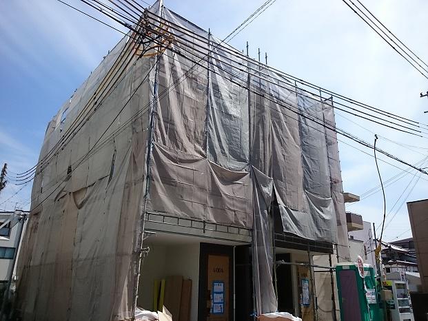新築一戸建て 神戸市兵庫区中道通4 3990万 東区画