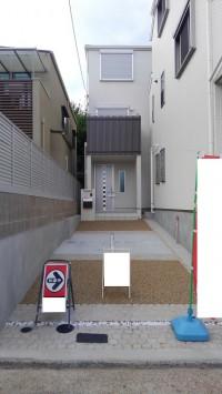 新築一戸建て 神戸市中央区上筒井通5 4780万 A号地