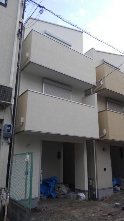 新築一戸建て 神戸市中央区上筒井通4 3680万 A号地
