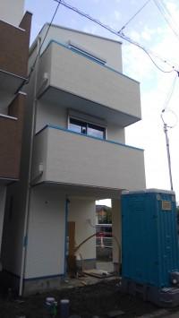 新築一戸建て 神戸市中央区上筒井通4 3880万 D号地