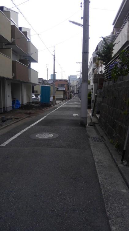 新築一戸建て 神戸市中央区上筒井通4