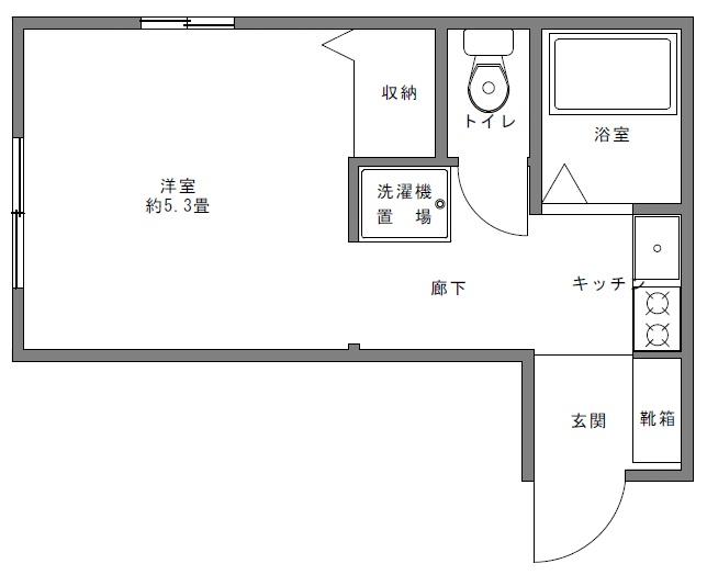 【賃貸・部屋探し】ハイツリブ 102