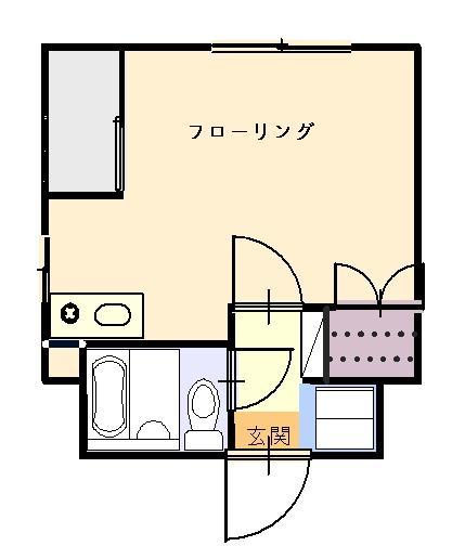 【賃貸・部屋探し】ストークハイツマヤ 202