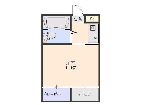 【賃貸・部屋探し】シャトーヒロ 402