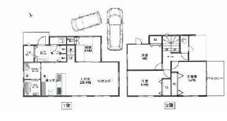 新築戸建 神戸市兵庫区湊川町9 2680万