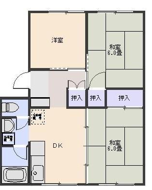 吉川ハイツ305