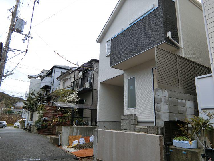 新築戸建 神戸市須磨区須磨本町2 3980万