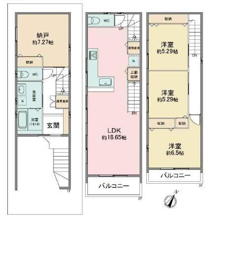 新築戸建 神戸市中央区山本通3 4980万