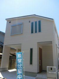 新築戸建 神戸市垂水区高丸5 3680万 2号地