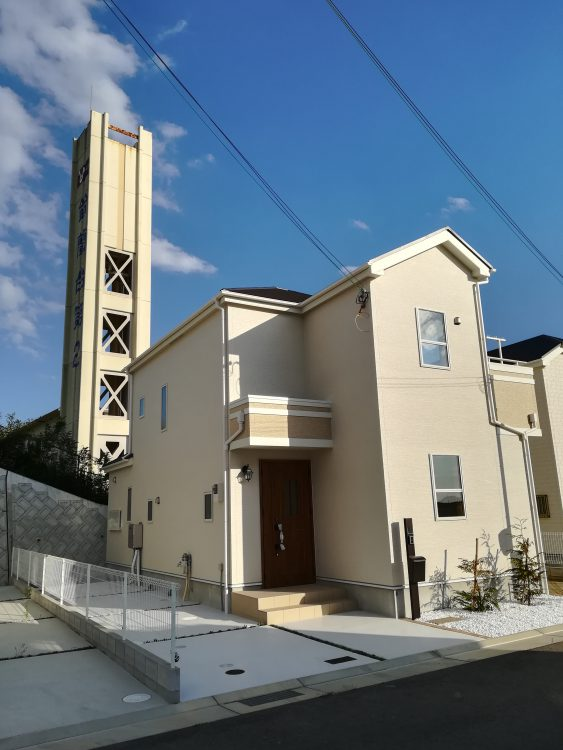 新築戸建 神戸市北区鳴子1 R号棟 3180万円