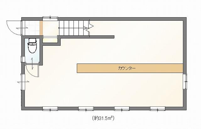 【賃貸・部屋探し】Tハイツ1F テナント