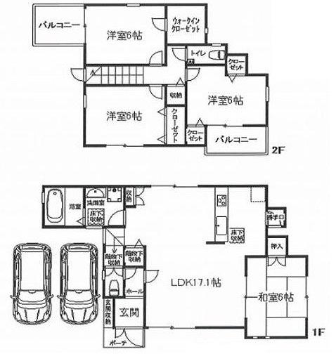 新築戸建 神戸市西区伊川谷町有瀬 2680万