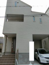 新築戸建 神戸市灘区高尾通1 4080万 B号地