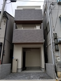 新築戸建 神戸市長田区菅原通3丁目 3880万円 C