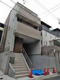 新築戸建 神戸市中央区野崎通4 4080万 1号地