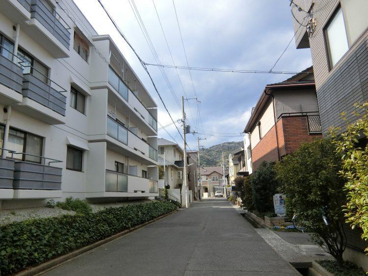 東灘区田中町3 新築戸建 4980 接道1