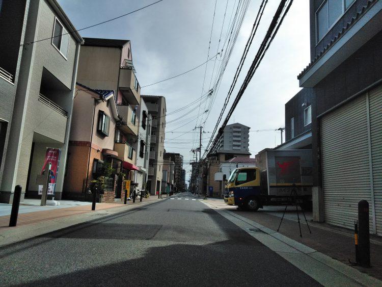 長田区水笠通1 新築戸建3号地 3880 接道1