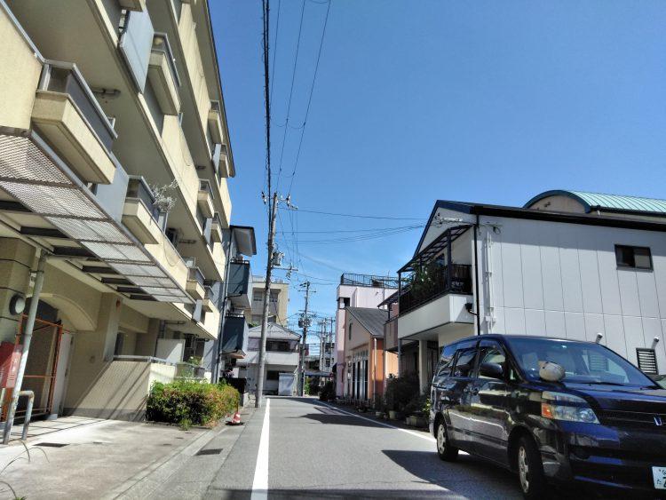 長田区菅原通3 新築戸建1号地 3780 接道2