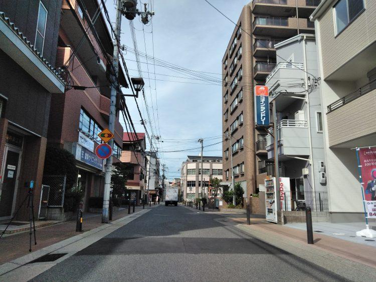 長田区水笠通1 新築戸建1号地 3880 接道1