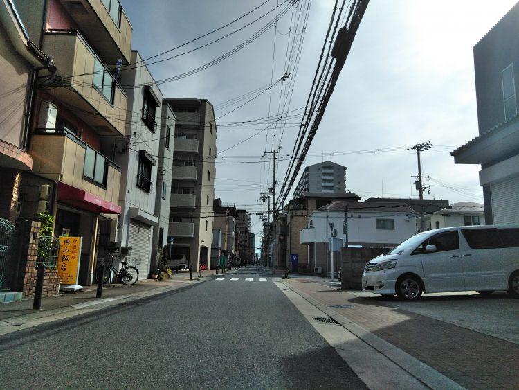 長田区水笠通1 新築戸建1号地 3880 接道2
