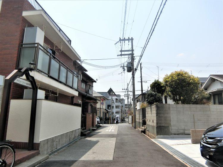 東灘区御影塚町 新築戸建 4850 B号地 接道2