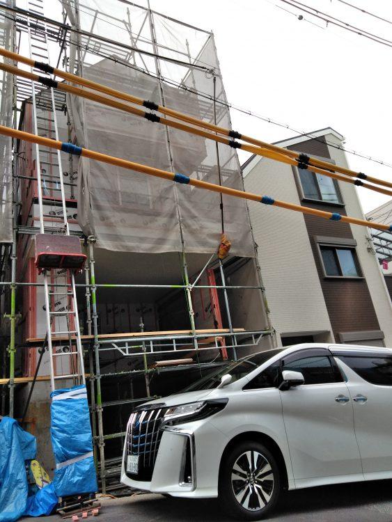 中央区中山手通7 新築戸建C 5480 外観