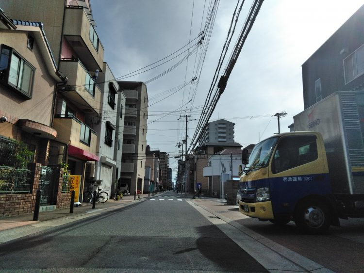 長田区水笠通1 新築戸建2号地 3880 接道1