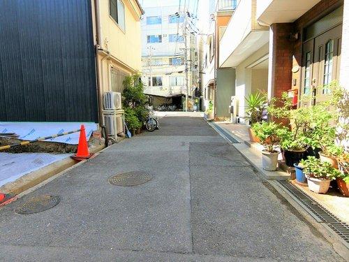 兵庫区和田宮通5 新築戸建 2850 接道
