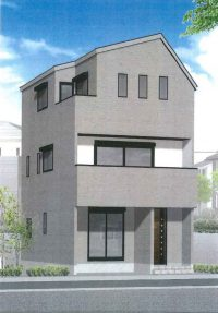 須磨区大田町5 新築戸建 4480 外観イメージ