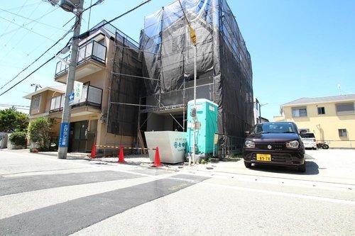 須磨区大田町5 新築戸建 4480 接道