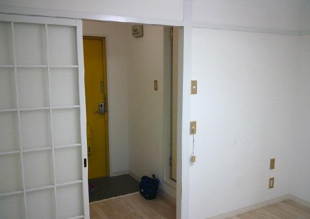 シャトーヒロ402-2居室