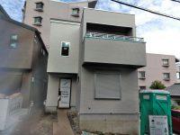 中央区上筒井通2 新築戸建 5980 2号地 外観