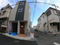 灘区赤坂通3 新築戸建 4080 外観