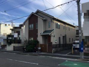 長田区海運町7 中古戸建 4730 接道