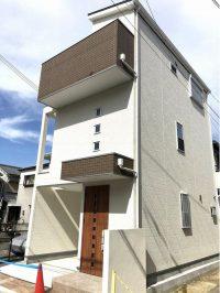 垂水区星が丘2 新築戸建 2450 外観