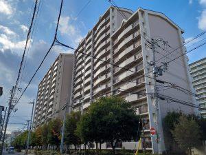 兵庫区塚本通7 中古マンション 1990 外観